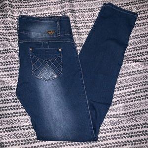 Tush Push High Waisted Skinny Jeans